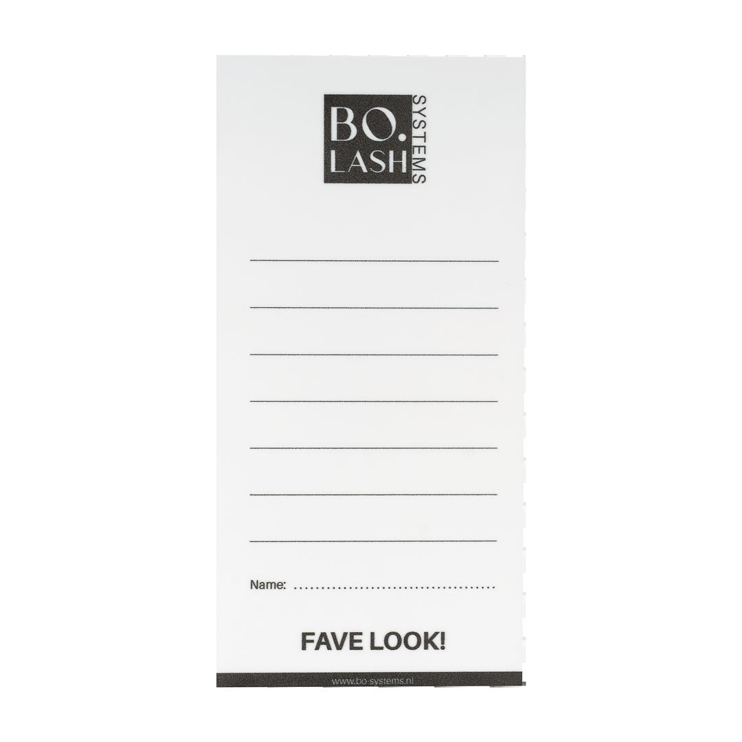 BO Lash Palette